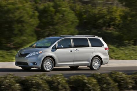 2014 Toyota Sienna Pictures/Photos Gallery   The Car