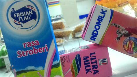 Ultra Kotak komparasi produk kotak kenapa ultra milk lebih