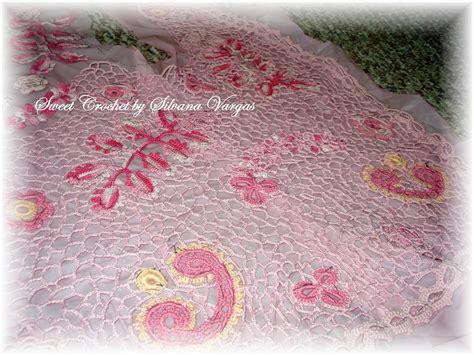 crochet y bebe cardigan em crochet irlandes secret garden sweet crochet by silvana vargas crochet y beb 234