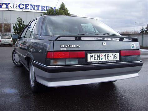 renault 25 baccara 1991 renault 25 baccara
