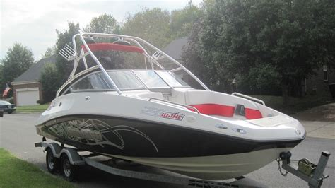 sea doo wake 230 jet boat sea doo 230 wake 2008 for sale for 5 109 boats from usa