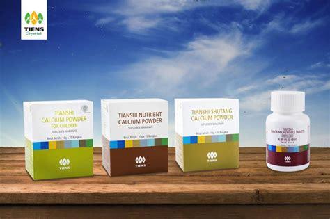 Shutang Calcium Powder Tiens Original Kalsium Diabetes Tianshi werryadnan distributor nasional tiens stokis tiens