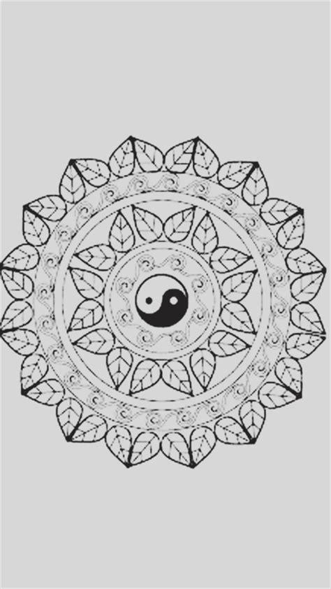 wallpaper tumblr mandala mandalas wallpapers tumblr