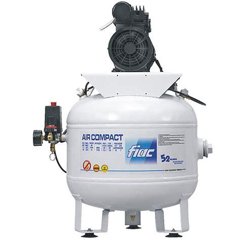 Blus Sp 110 12 compressor odontologico silencioso fiac 40 litros 6 p 233 s