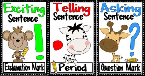printable punctuation poster yup got these teacher s pet kung fu punctuation
