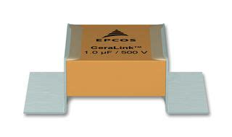 smd ceramic capacitor code b58031i5105m002 epcos smd multilayer ceramic capacitor ceralink smd 1 181 f 500 v 177 20 lp