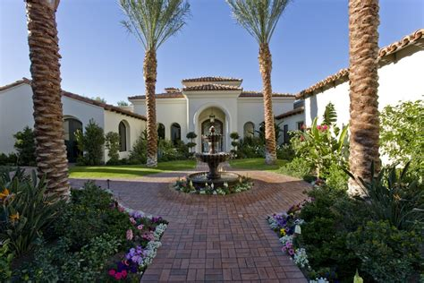 Courtyard Homes gated communities los angeles luxury houseslos angeles