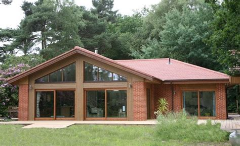 self build bungalow flat pack supplier the swedish house