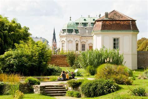 Vienna Botanical Garden Merisi S Vienna For Beginners September Afternoonin Vienna S Botanical Garden