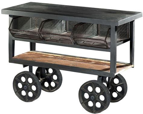 unique kitchen furniture amara iron unique kitchen cart with wheels from