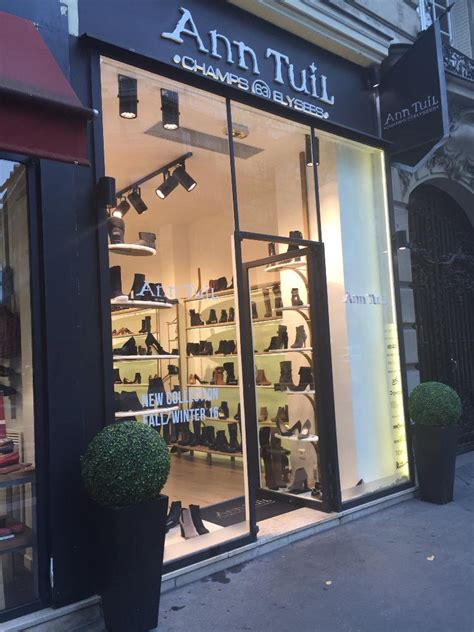 Boutique Tuil by Tuil Chaussures 11 Bis Avenue Victor Hugo 75016