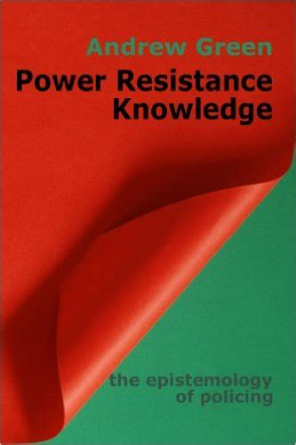 power resistor of justice power resistance knowledge andrew green