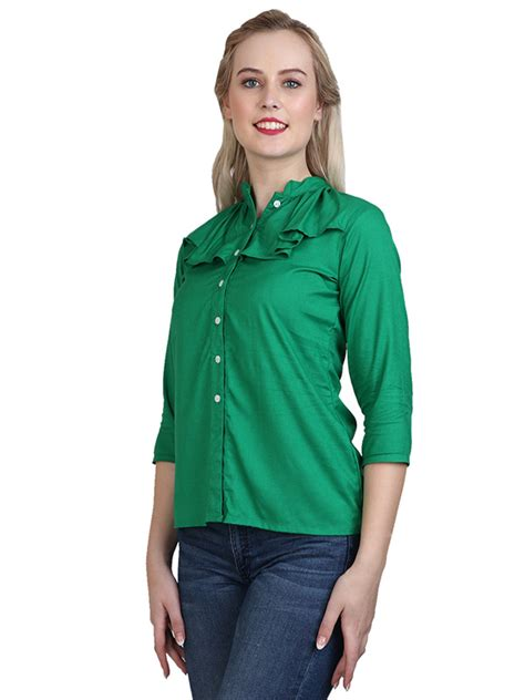 Mba 800 Assignments by Magnogal Casual 3 4 Th Sleeve Solid Green Top 41 U