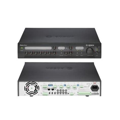 Mixer Audio Bosch bosch 240w mixer lifier 100v pa system bosch pa system