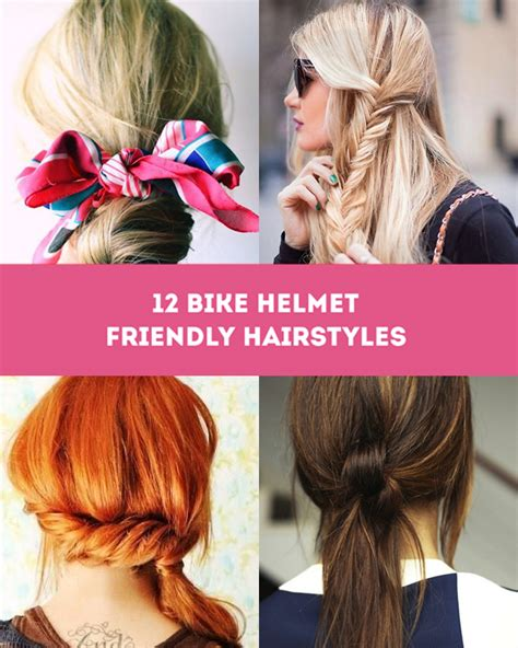 helmet hair on pinterest bike helmet friendly hairstyles the sweet escape style