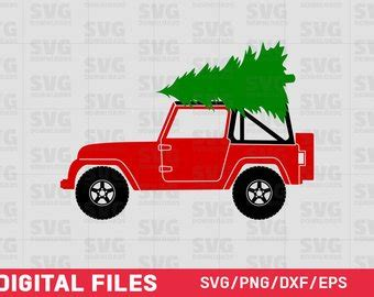tree jeep jeep tree etsy