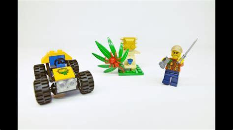 Lego 60156 Jungle Buggy Lego City lego city 60156 jungle buggy