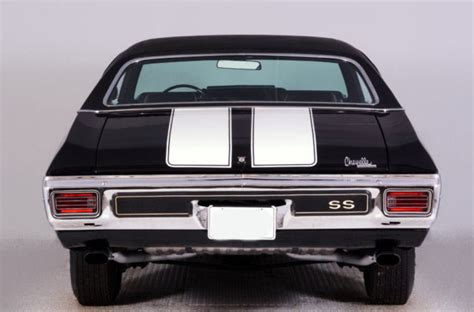 chevelle ss 1970 original documented 454 ls6 450 h p