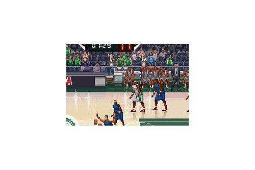 download game nba pro basketball 320x240