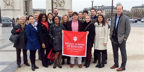 Indiana Mba Program by Kelley International Perspectives Global Experiences