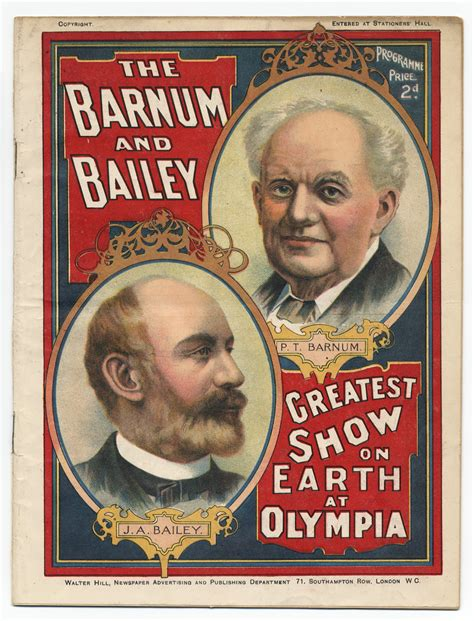 Barnes And Bailey Circus by Circus And Albert Museum