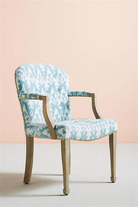 ikat armchair ikat wallasey chair anthropologie