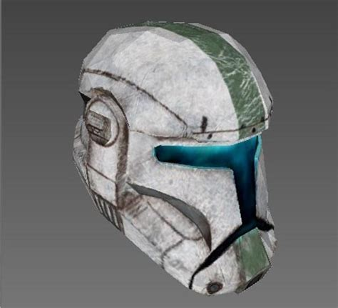 How To Make A Clone Trooper Helmet Out Of Paper - make your own wars clone trooper helmet gadgetsin