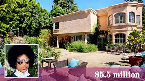 Princes Home by House Where Prince Once Reigned Sells In Beverly La Times
