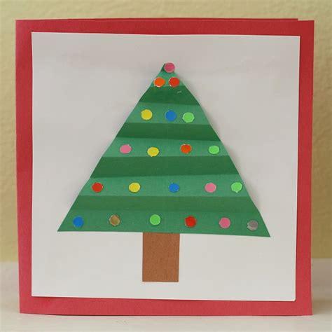 christmas crafts for kids homemade christmas card buggy