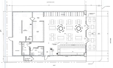bar floor plans chuck s or tucker s bar layout floor plan except stage