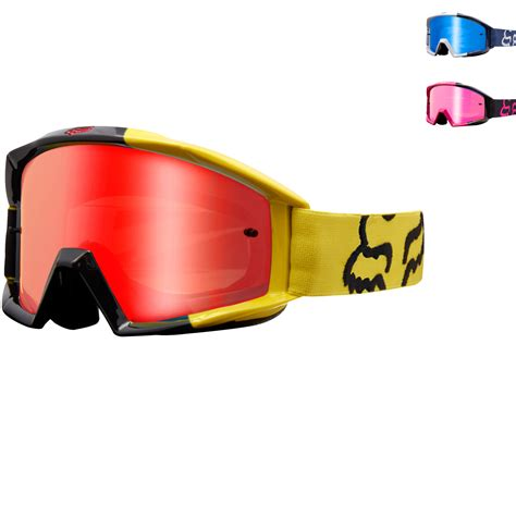 fox motocross goggles fox racing mastar motocross goggles arrivals