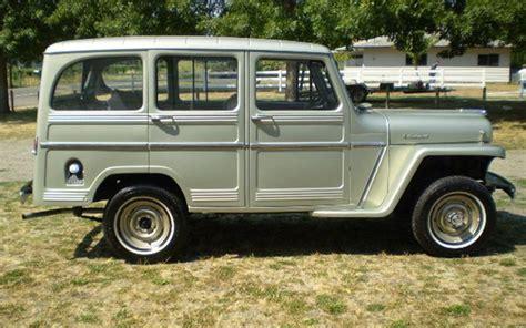 willys jeep truck 4 door 1960 willys 4 door station wagon 66157