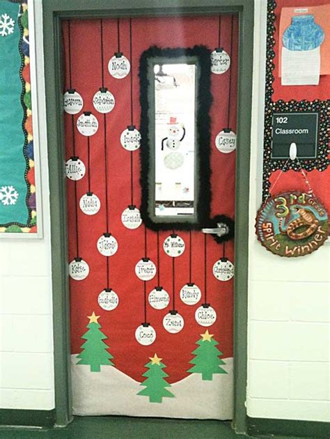 Door Decorations Ideas by 40 Door Decorating Ideas Celebrations
