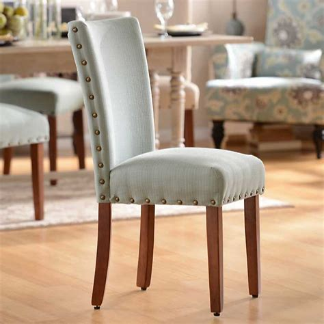 parsons dining room chairs seafoam parsons chair kirklands