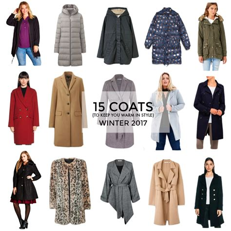 mild winter 2017 15 coats for winter 2017 that will keep you warm in style