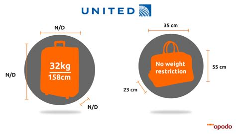 united bagage policy baggage allowance policies of united airlines