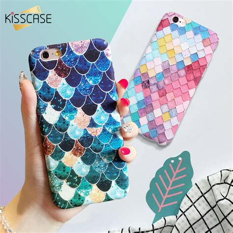 3d Mermaid Scales Samsung Galaxy S8 Or Galaxy S8 kisscase scales squama for iphone x 8 7 6 6s plus 5 5s se mermaid for samsung galaxy