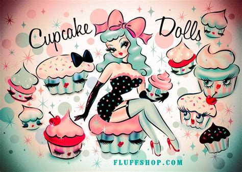 pin up doll tattoos 25 best ideas about miss fluff on pin up