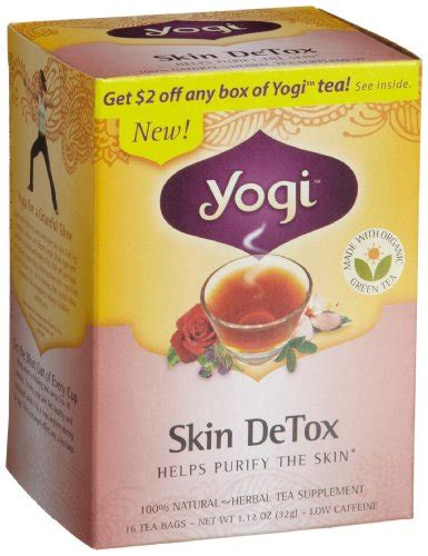 Detox Relax by Relaxation Detox And Skin Improving Teas Snob Essentials
