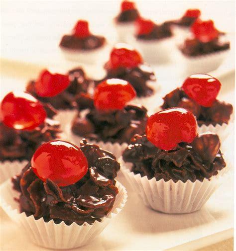 fruit n nut chocolate about dessert