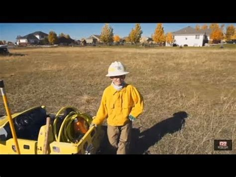 for laurel boy, 8, firefighting is a way of life youtube