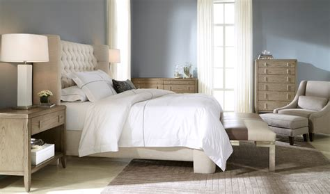 Harlowe Bed Modern Bedroom Charlotte By Mitchell Mitchell Gold Bedroom Furniture