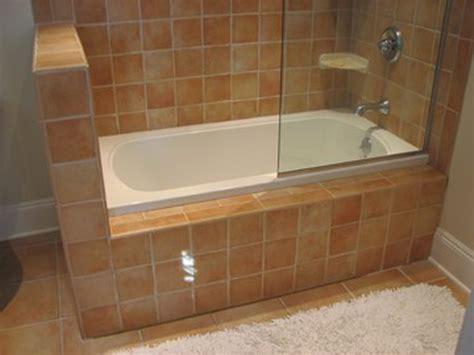 custom tile bathtub complete bathroom renovation remodel in shaker heights