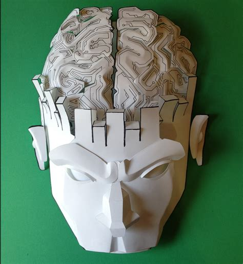 How To Make A Paper Brain - make diy projects and ideas for makers