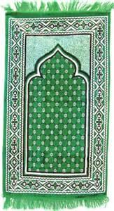 prayer mat in green simplyislam