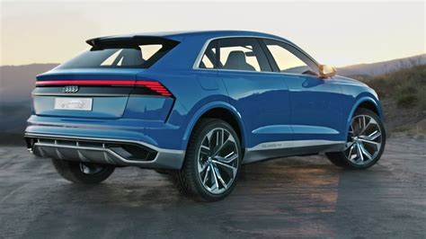 2020 Audi Q8 2020 audi q8 preview release date engine design and photos