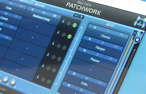 Bluecat Patchwork - blue cat s patchwork 2 0 mb 7 mixer 3 0 announced at namm