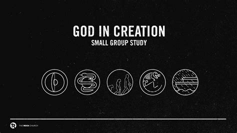 god of creation leader kit a study of genesis 1 11 books special messages the rock church