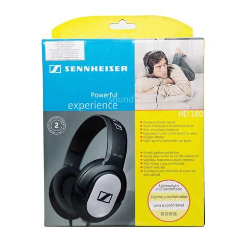 Headphone Hd 180 綷 sennheiser hd 180