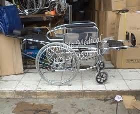 Kursi Roda Rebahan kursi roda multi fungsi fm609gc toko medis jual alat kesehatan